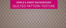 Quilting Pattern Simple & Swee...