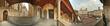 Bergamo, piazza vecchia a 360 gradi