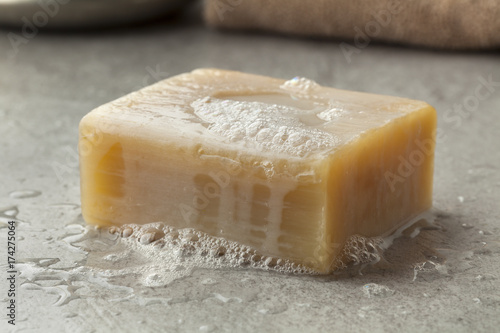Moroccan soap for hamam