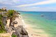 Пальмы, море, пальмы. Карибском море, Исла-Мухерес