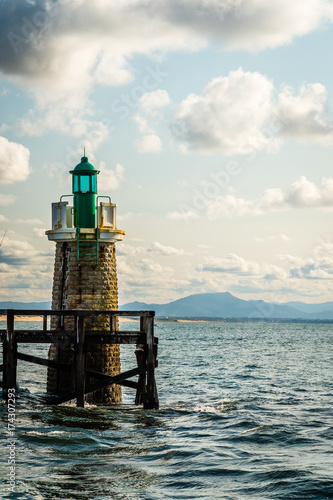 Zdjęcie XXL Latarnia morska