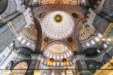 Yeni Cami Interior