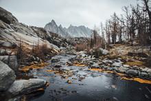 Rugged Mountainous Landscape I...