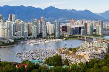 Downtown Vancouver, B.C.