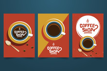 Coffee Shop Retro Minimalist P...