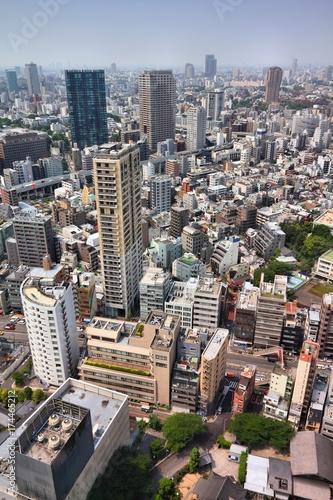 Plakat Minato Ward, Tokio