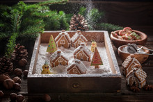 Adorable Christmas Gingerbread...