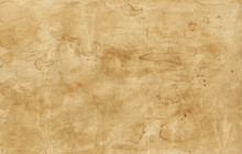 Old Brown Paper Texture With S...