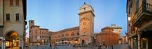 Mantova, Piazza Delle Erbe A 360 Gradi