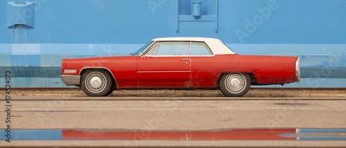 Fototapety, obrazy: Vintage Coupe