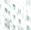 Geometrische Formen auf Pastell Farbenem Hintergrund - Grafisches Element