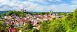 canvas print picture - Gössweinstein in Oberfranken