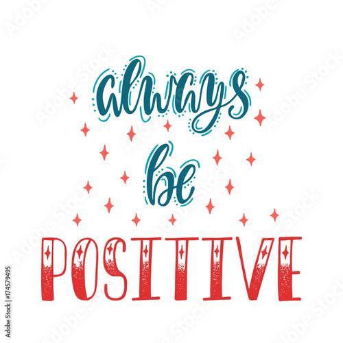 Carta da parati  1554458 Always be positive