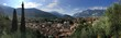 Arco city, Italy