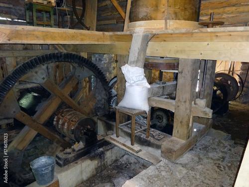 Kvačanský mill