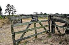 Old Farm Gate