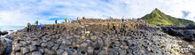Giant's Causeway In Northern I...