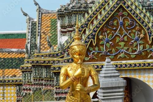 In de dag Bangkok Kings Palace Bangkok Thailand