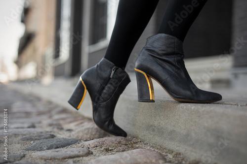 Fotografía  High heel boots