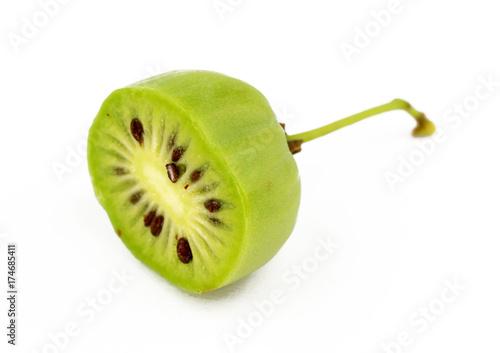 actinidia vitamin berry hardy kiwi Wallpaper Mural
