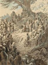 The Sermon On The Mount, Jesus...