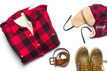 Winter Male Fashion Accessorie...