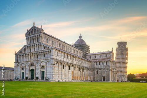 Fototapeta Pisa - Italy