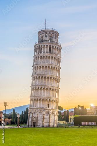 Pisa - Italy Fototapet