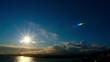 Ogden Point, Breakwater Silhouette, Victoria BC