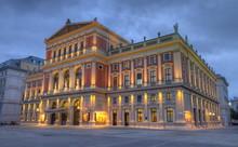 Great Hall Of Wiener Musikvere...