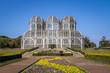 Leinwanddruck Bild - Greenhouse of Curitiba Botanical Garden - Curitiba, Parana, Brazil