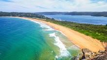 Exploring Palm Beach Near Sydney
