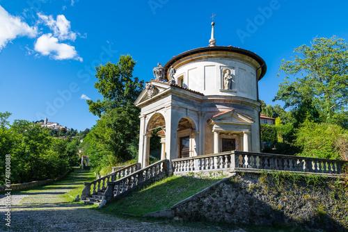 Fotografie, Obraz  Sacro Monte of Varese (Santa Maria del Monte), Italy