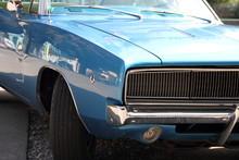 Alter Amerikanischer Wagen