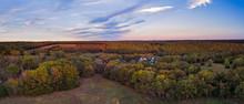 Panoramic View Of Missouri Fal...