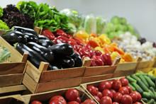 Assortment Of Fresh Vegetables...