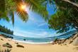 The beach Phuket. Thailand