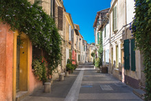 Arles In The South Of France, ...