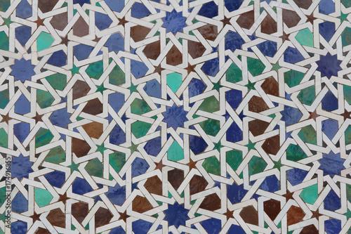 wzor-kolorowy-wzor-szklo-marokanskie
