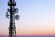 Telecommunication Tower Antenn...
