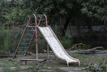 An Old Playground Where You Do...
