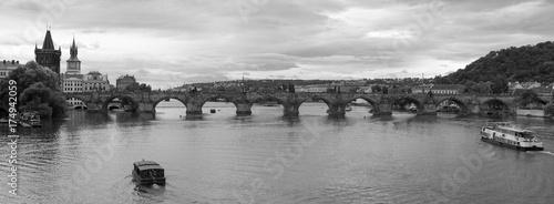 Plakat Panorama Pragi