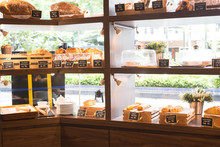 Various Bakery And Cake Type O...