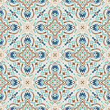 Boho Flower Pattern - 174945207