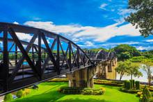 Bridge River Kwai, Kanchanabur...