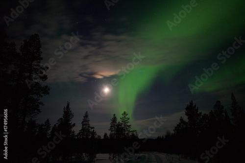 Plakat Aurora Boreal