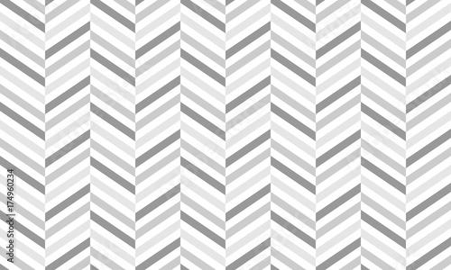 Obraz seamless patchwork of geometric patterns on white - fototapety do salonu