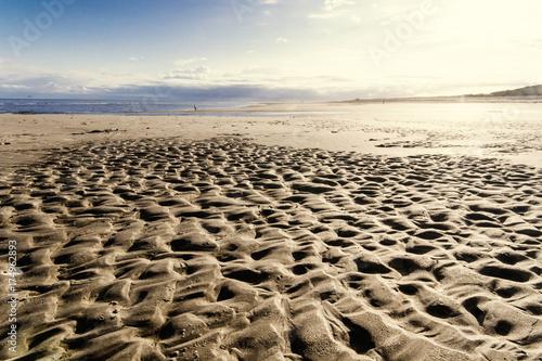 Spoed Foto op Canvas Noordzee Nordsee, Strand auf Langenoog: Dünen, Meer, Ebbe, Watt, Wanderung, Entspannung, Ruhe, Erholung, Ferien, Urlaub, Meditation :)