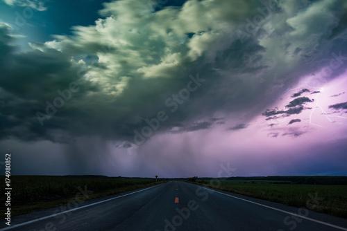 Valokuva  Storm Clouds ominous