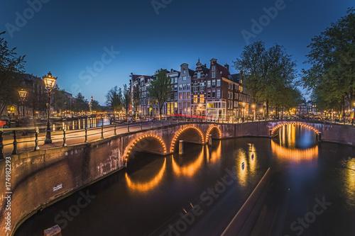 Photo  Amsterdam - Holland, Netherlands